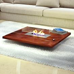 Autofire©. LOU SQ Coffee Table